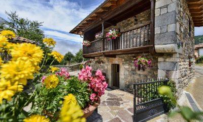 Casas Rurales Sajambre Rural (Casa El Coto y Casa Niajo)
