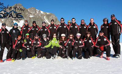 Escuela de Esqui y Snow Arropaje
