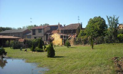 Casas Rurales de Secarejo