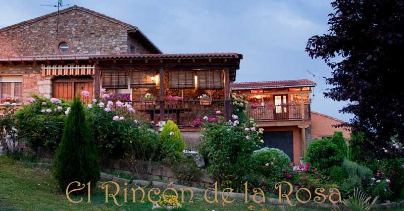Casa Rural el Rincón de la Rosa  I y II