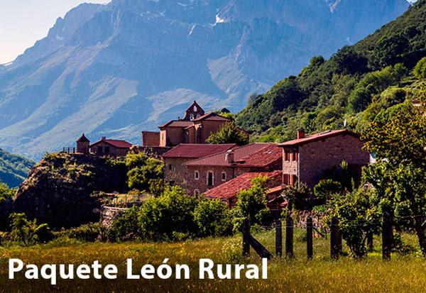 paquete león rural turismo rural león